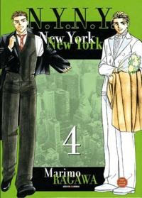 Marimo Ragawa - New York, New York Tome 4 : .