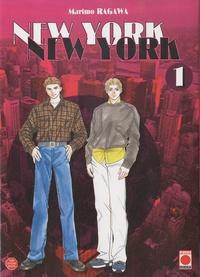 Marimo Ragawa - New York, New York Tome 1 : .