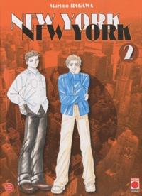 Marimo Ragawa - New York, New York Tome 2 : .