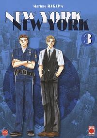 Marimo Ragawa - New York, New York Tome 3 : .