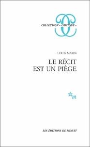 Marin - Le Récit est un piège.