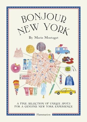 Marin Montagut - Bonjour New York.