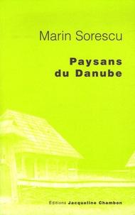 Marin Sorescu - Paysans du Danube.