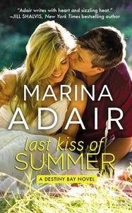 Marina Adair - LAST KISS OF SUMMER.