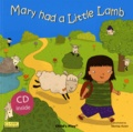 Marina Aizen - Mary had a Little Lamb. 1 CD audio