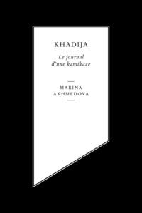 Histoiresdenlire.be Khadija - Le journal d'une kamikaze Image