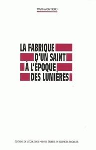 La fabrique dun saint à lépoque des Lumières.pdf