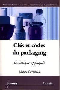 Marina Cavassilas - Clés et codes du packaging - Sémiotique appliquée.