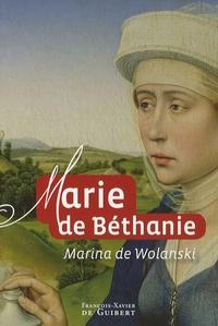 Marina de Wolanski - Marie de Béthanie.