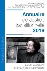 Marina Eudes et Emmanuel Guematcha - Annuaire de justice transitionnelle.