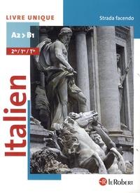 Marina Ferdeghini et Paola Niggi - Italien 2e 1e Tle A2-B1 - Livre unique.