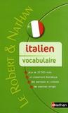 Marina Ferdeghini-Varejka et Paola Niggi - Italien vocabulaire.