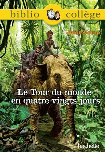 Bibliocollège - Le tour du monde en 80 jours - n° 73