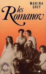 Marina Grey - Les Romanov - Les Grandes Familles.