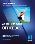 Marina Mathias - 62 Ateliers pour Office 365.