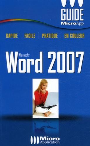 Marina Mathias - Word 2007.