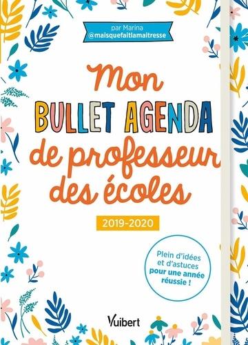 Marina - Mon bullet agenda de professeur des écoles.