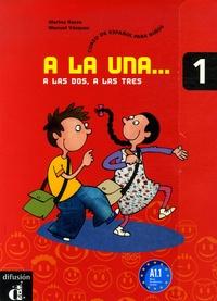 Histoiresdenlire.be A la una... a las dos, a las tres 1 A1.1 - Curso de español para niños Image