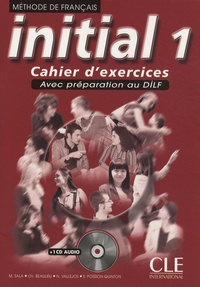 Deedr.fr Initial 1 - Cahier d'exercices Image