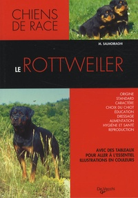 Marina Salmoiraghi - Le Rottweiler.