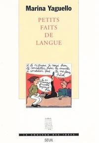 Joomla ebooks télécharger Petits faits de langue 9782021420951 en francais