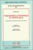 Marina Zito - Itinéraires littéraires et spirituels.