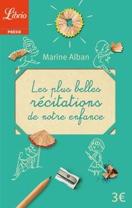 Marine Alban - Les Plus Belles Récitations de notre enfance.