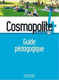 Téléchargement gratuit d'ebook Cosmopolite 4  - Guide pédagogique 9782015135717