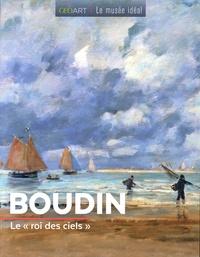 "Marine Bellanger - Boudin - Le ""roi des ciels""."