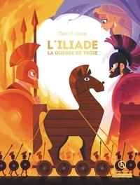 Marine Breuil-Salles - L'Iliade - La guerre de Troie.