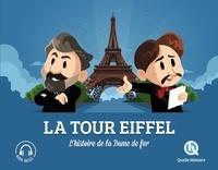 Marine Breuil-Salles et Bruno Wennagel - La Tour Eiffel - L'histoire de la Dame de fer.