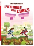 Marine Carteron - L'attaque des cubes.
