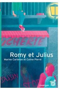 Marine Carteron et Coline Pierré - Romy et Julius.