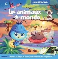 Marine Cazaux - Les animaux du monde.