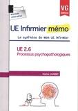 Marine Charbit - UE 2.6 Processus psychopathologiques.