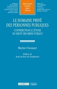 Galabria.be Le domaine privé des personnes publiques - Contribution à l'étude du droit des biens public Image