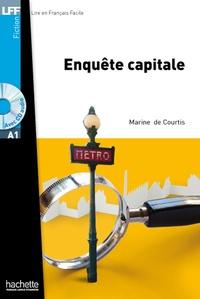 Marine de Courtis - Enquête capitale.