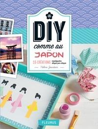 Marine Delmer et Hélène Jourdain - DIY comme au Japon - 15 créations expliquées étape par étape.