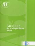 Marine Derkenne - Au coeur de la vie publique locale - Catégorie A B C.