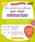 Marine Duvouldy - 50 activités bienveillantes pour mieux mémoriser.