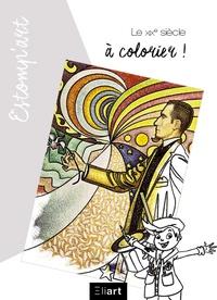 Marine Fauvel - Le XIXe siècle à colorier !.