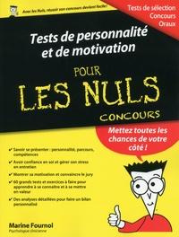 Marine Fournol - Tests de personnalité et de motivation pour les nuls.