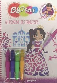Lemememonde.fr Blopens au royaume des princesses - Avec 4 feutres blopens Image