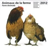 Marine Gille - Animaux de la ferme Calendrier 2012.
