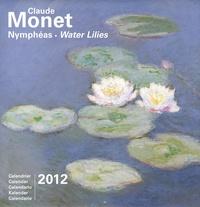 Marine Gille - Claude Monet Nymphéas Calendrier 2012.