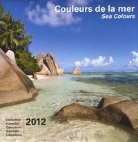 Marine Gille - Couleurs de la mer Calendrier 2012.