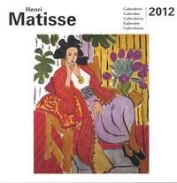 Marine Gille - Henri Matisse Calendrier 2012.