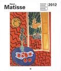 Marine Gille - Henri Matisse - Calendrier 2012.