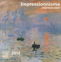 Marine Gille - Impressionnisme Calendrier 2012.