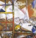 Marine Gille - Marc Chagall Calendrier 2012.